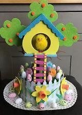 Item image Easter Flowers, Easter Tree, Easter Eggs, Easter Hat Parade, Easter Baskets, Easter Crafts, Bonnet Hat, Niqab, Amelia