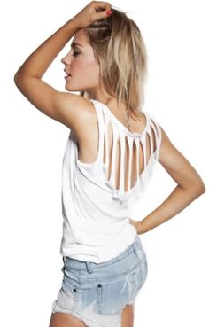 rochi Basic Tank Top, Hairstyle, Clothes For Women, Tank Tops, People, Outfits, Diy, Fashion, Clothing Styles