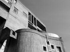 La arquitectura de la Copelec: hito y  mito Opera House, Concrete, Multi Story Building, Architecture, Gallery, Classic, Travel, Random, Google