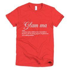 Glam Ma Graphic Tee