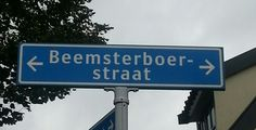 Named a street after me ;)