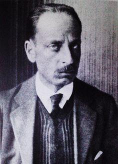 Rainer Maria Rilke ca. 1925