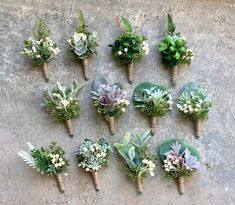 Eucalyptus Boutonniere/ Succulent Bout/ greenery boutonniere / woodland Rustic wedding / Forrest green /Rustic Wedding /greenery Buttonhole