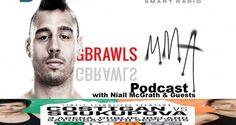 Episode 87 of the Talking Brawls MMA.com Podcast featuring: Catherine Costigan & Dan Hardy   TalkingBrawlsMMA.com