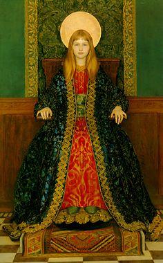 Alchemy, Pre-Raphaelites, William Blake and a Fantasy Trilogy | Melange of Curios ~
