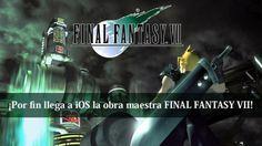 Conoce sobre Final Fantasy VII ya disponible en la App Store