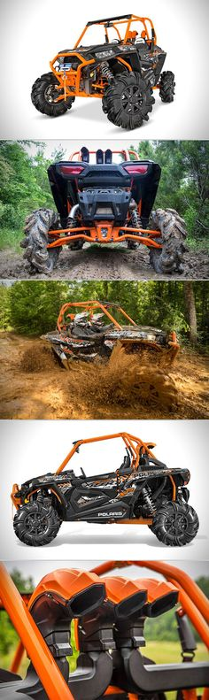 Polaris RZR XP 1000 EPS High Lifter Edition Takes Off-Road Vehicles to the Next Level