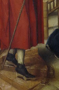 Memling, Hans (Copia de Weyden, Roger van der) -- La Adoración de los Reyes Magos