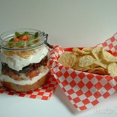 Southwest Layered Dip