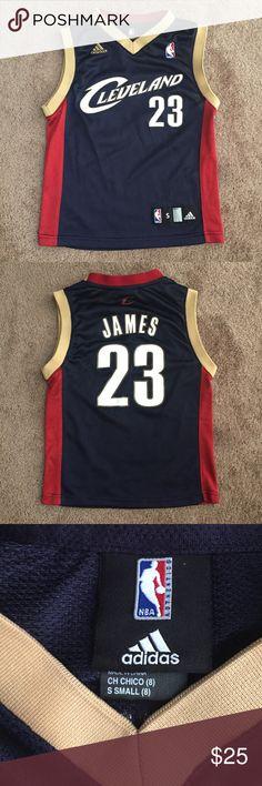 823f05a5e adidas Cleveland Cavs LeBron James Jersey Small 8 Preowned