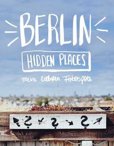 STÄDTEREISE BERLIN - Café Botanico mit Urban Gardening, Rooftop Bars und versteckte Fotospots in Neukölln. Tipps für die Hauptstadt.