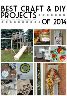 The best craft & diy projects of 2014