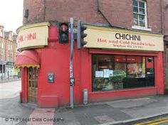 Chichinni. Hyde Park Corner. Leeds