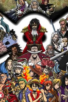 One Piece anime Wallpaper for iPhone