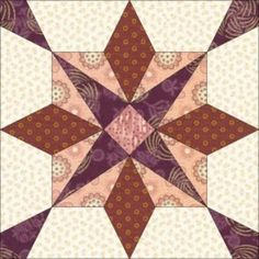 Country Rose Quilts: Wiener Walzer - Block 10