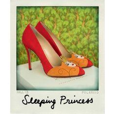 Charlotte Olympia - Sleeping Princess