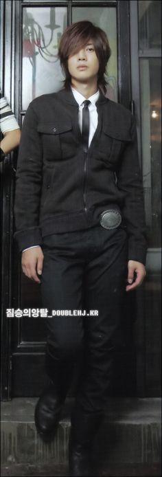 Vogue Japan ... Kim Hyun Joong