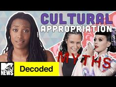 These Myths About Cultural Appropriation Need To Be Debunked & Franchesca Ramsey of MTV's 'Decoded' Is On The Job — VIDEO | Bustle