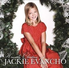 Christmas Songs And Album: New Heavenly Christmas By Jackie Evancho (Cd, Oct-2012, Syco Music) -> BUY IT NOW ONLY: $5.29 on eBay!