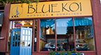 Blue Koi - a Chinese restaurant with a twist in Kansas City, Missouri Seen on Diners Drive-ins and dives