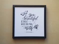 You Beautiful Rule-Breaking Moth Leslie Knope from by JoanneShih