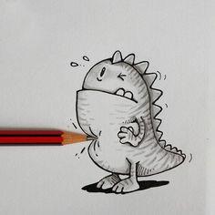 Drogo is the pet dragon of Manik & Ratan.