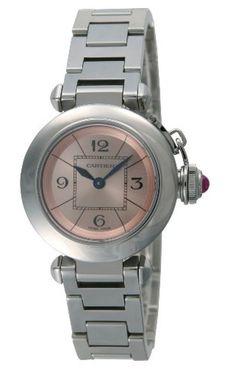 Cartier Women's W3140008 Miss Pasha Watch: Watches