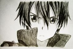 Kirito - Sword Art Online by ~mystic-pUlse on deviantART
