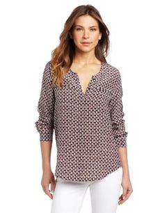 Joie Women's Osana Blouse Joie. $238.00. Made in China. Button down. Sailboat printed. Dry Clean Only. 100% Silk