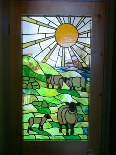 simply stained glass contemporary stained glass windows by zelma