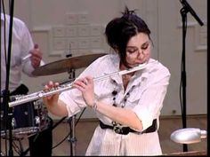 Master-class of Ella Dolzhikova (flute) - YouTube