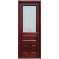 Decorative Door Knobs New York Style Door Set With White
