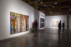 Jim Waid exhibition at Bentley Gallery Tucson, Studio, Abstract, Gallery, Artist, Artwork, Painting, Image, Work Of Art