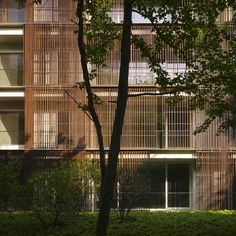 Ninetree+Village+by+David+Chipperfield+Architects