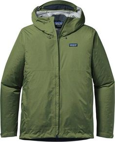 Patagonia Men's Torrentshell Jacket Buffalo Green XXL