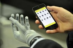 i-Limb: Touch Bionics' Amazing Prosthetic Hand Can Be Controlled Via Smart Phone