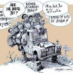 Kenyan Wins DWJN Cartoon Competition in Berlin Berlin, City Press, African Union, Competition, Cartoons, Turning 50, Creative, Archive, Editorial