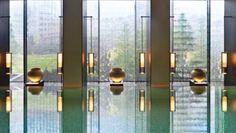 Puli hotel Shanghai pool