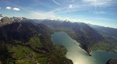 Annecy - Erster Paragliding Kurztrip 2017