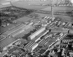 Coxs Jute Mill, Dundee.