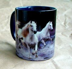"""Чашка """"Ночная тройка"""" 350 мл керамика, сублимационная печать 12$"""