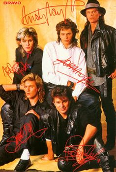 Duran Duran, ahhhhh yesss D2 4ever.........