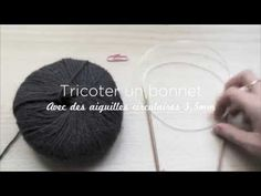 Circular Needles, Knitted Hats, Knitting, Blog, Owl Hat, Bonnets, Youtube, Tricot, Knit Caps