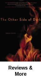 The other side of dark / Sarah Smith. 2010 Agatha Award Nominee. Since losing both of her parents, fifteen-year-old Katie can see and talk to ghosts, which makes her a loner until fellow student Law sees her drawing of a historic house and together they seek a treasure rumored to be hidden there by illegal slave-traders.