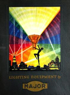 Lighting Equipment by Major, 1931.    Major Equipment Co.  From the Association for Preservation Technology (APT) - Building Technology Heritage Library, an online archive of period architectural trade catalogs. Select an era or material era and become an architectural time traveler.