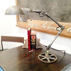2014 Architectural Digest Home Design Show Desk Lamp, Table Lamp, Design Table, Architectural Digest, Bao, Design Show, House Design, Lighting, Architecture