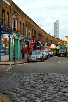 Colombia Road, London, E1