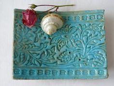Seifenschale Clay Plates, Ceramic Plates, Ceramic Art, Petra, William Kidd, Diy And Crafts, Arts And Crafts, Land Art, Artsy Fartsy