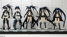 BR☆S Figma family. Want all of them + BGS/Strength/DM/everything basically