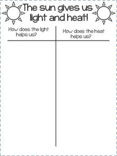 Worksheet Sources Of Heat Worksheet For Children tables anchor charts gingerbread oh my science anchors and this is an activity to use for teaching energy in our lives at home school the community it a printer friendly booklet